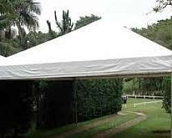 Aluguel de tenda para casamento