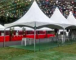 Tenda para eventos aluguel