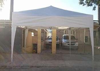 Tenda de praia 2x2