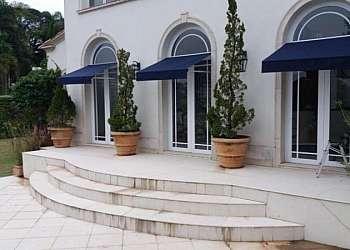 Toldos e coberturas para terraços